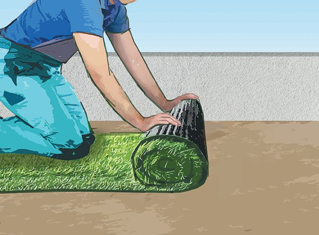INSTRUCTIONS FOR LAYING ARTIFICIAL TURF 6